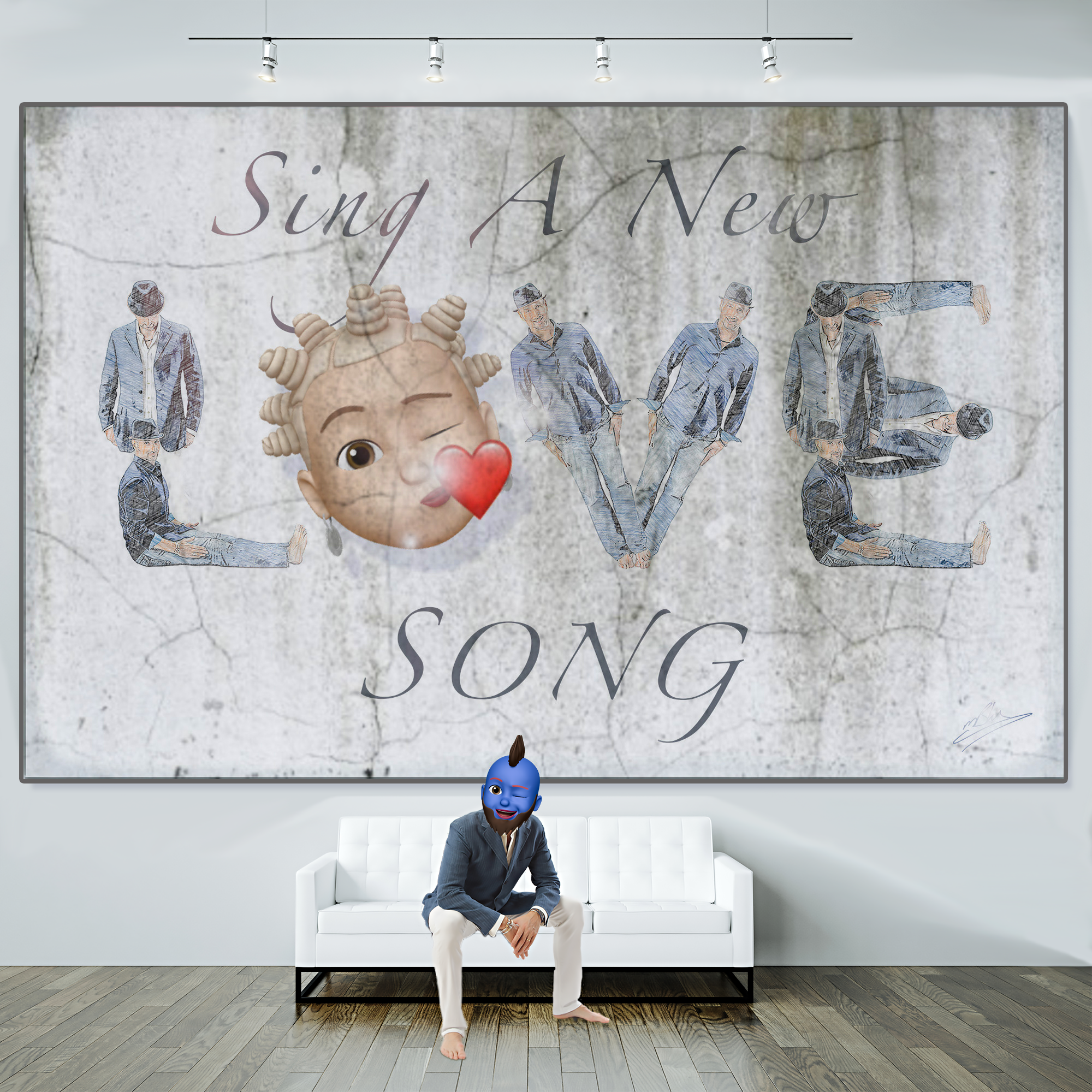 SWANl-Sing A new love song album