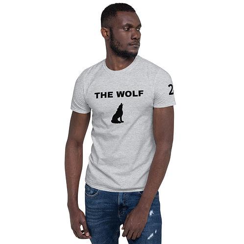 The Wolf -Short-Sleeve Unisex T-Shirt