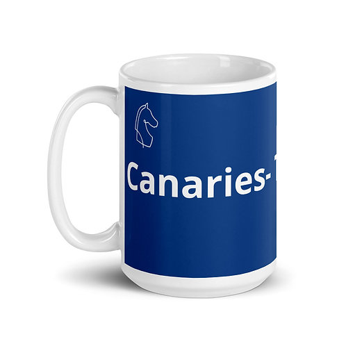 Canaries- this is a cup
