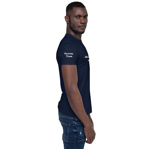 Hello again Friends Short-Sleeve Unisex T-Shirt