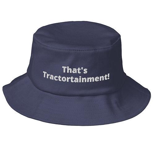Cruncher Hat- Tractortainment