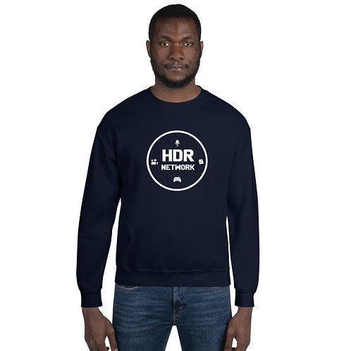 Unisex Sweatshirt- HDR