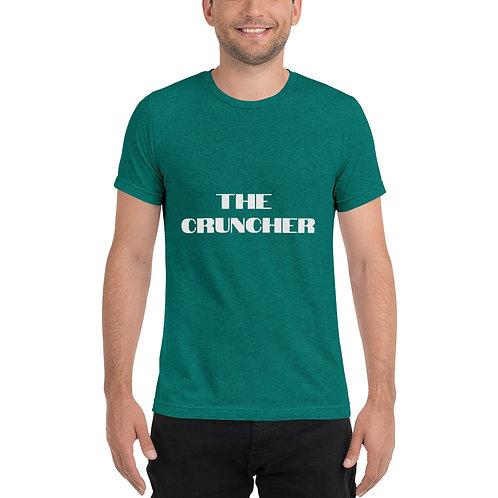The Cruncher Short sleeve t-shirt