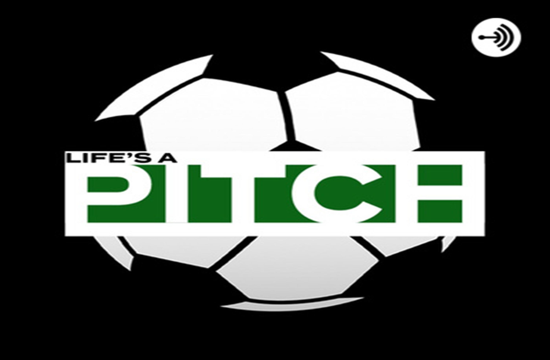 lifes a pitch logo for website