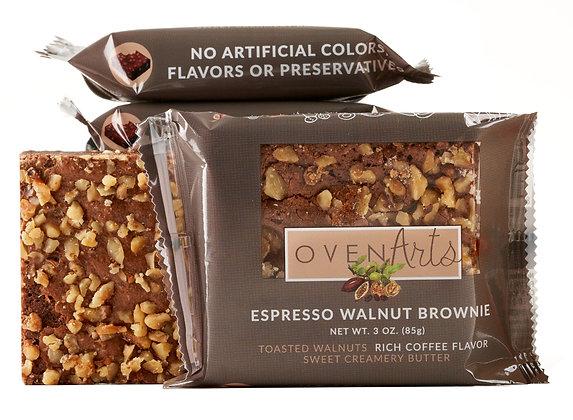 Espresso Walnut Brownie