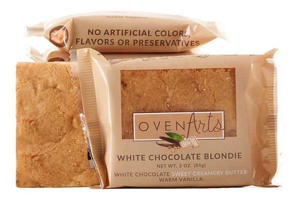 White Chocolate Blondie