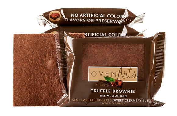 Truffle Brownie
