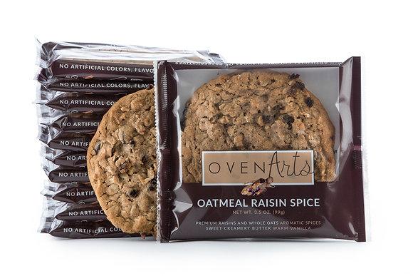 Jumbo Oatmeal Raisin Spice