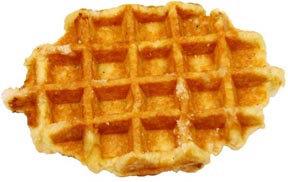 Sweet Belgian Waffle