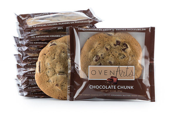 Jumbo Chocolate Chunk