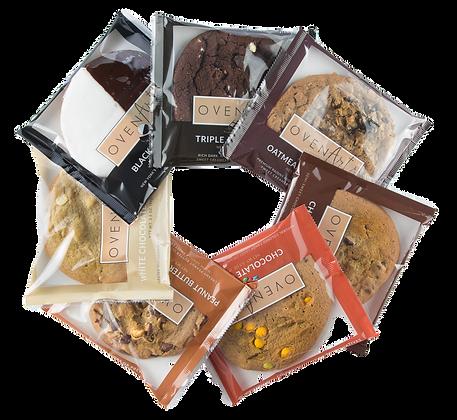 Jumbo Cookie Variety Pack