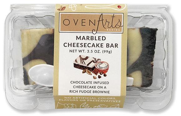 Marbled Cheesecake Bar