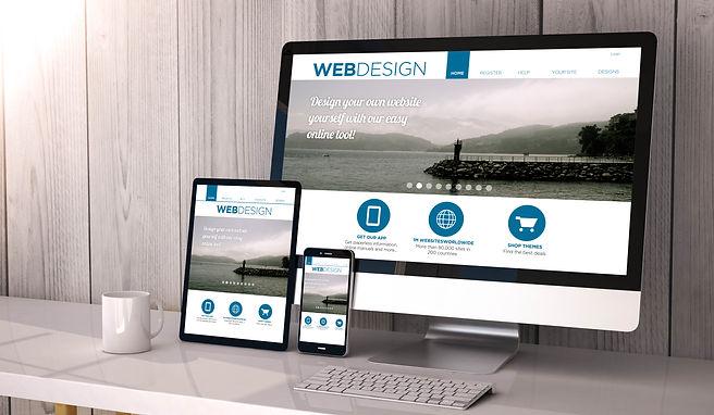 Cómo diseñar una web bonita y con contenidos de interés