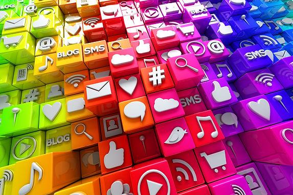 Información general de cada una de las redes sociales