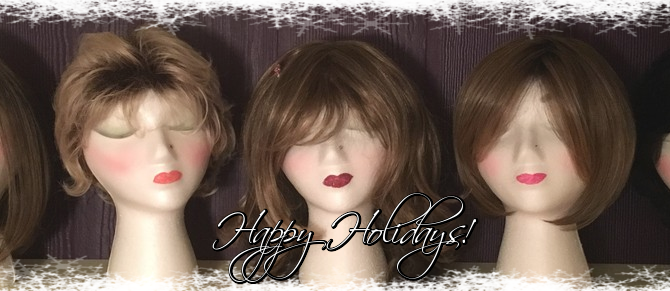 Holiday Wig Sale!!