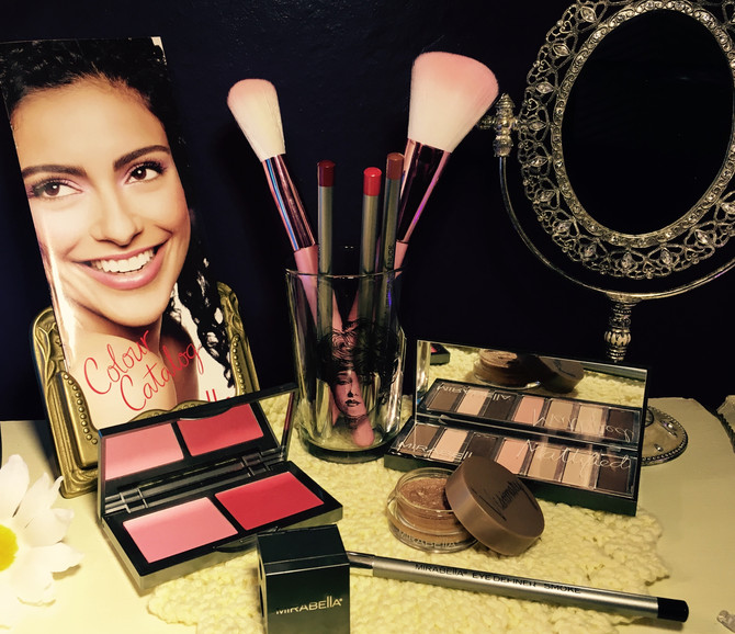 Mirabella Makeup Line