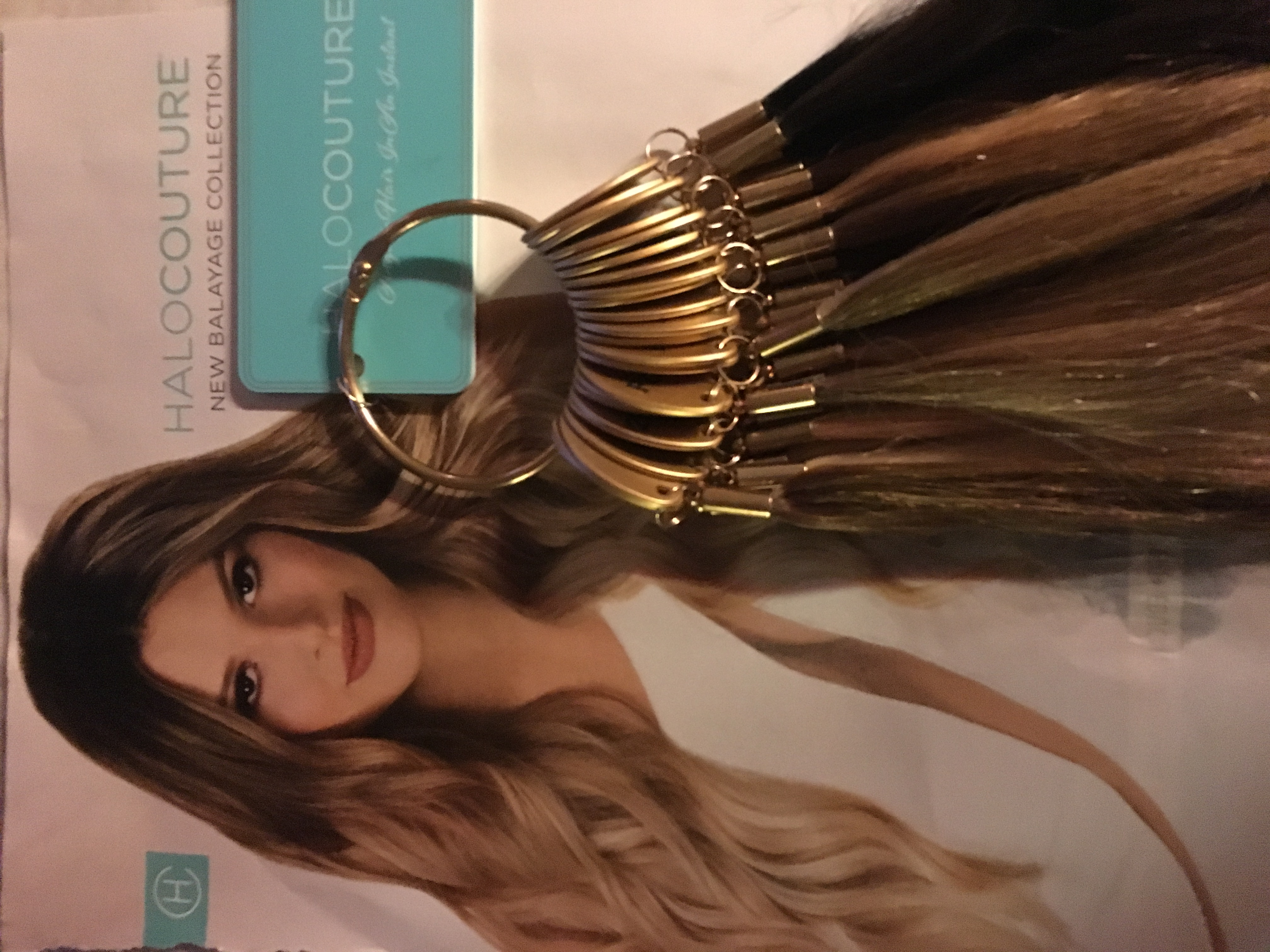 New Halocouture Balayage Collection Beautycape