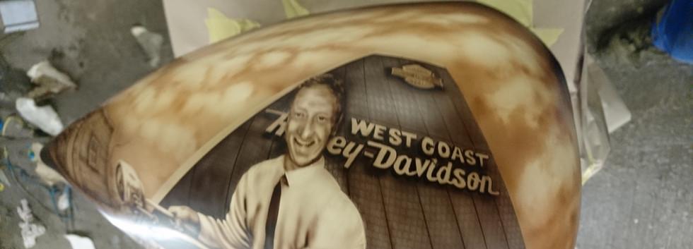 West Coast Harley Shop Display Tank (4).