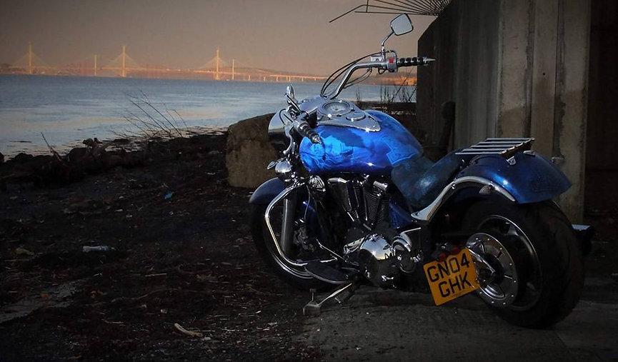 Mjolnir Motorbike