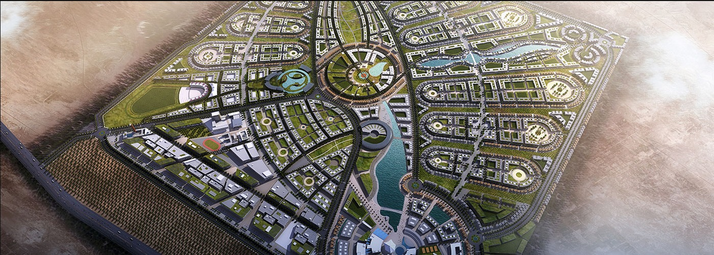 Master Plan for Sarai compound