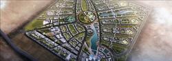 Master Plan for Sarai compound