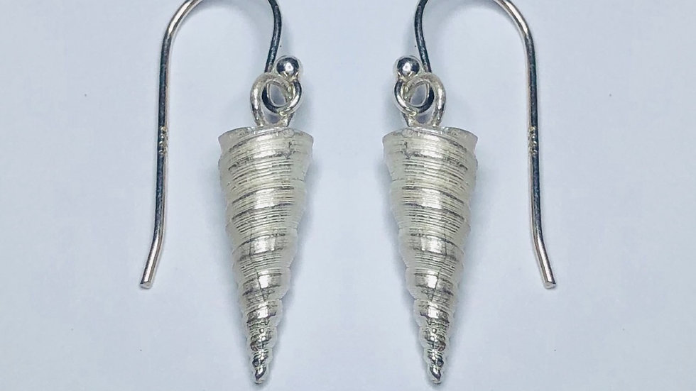 Turritella Drop Earrings