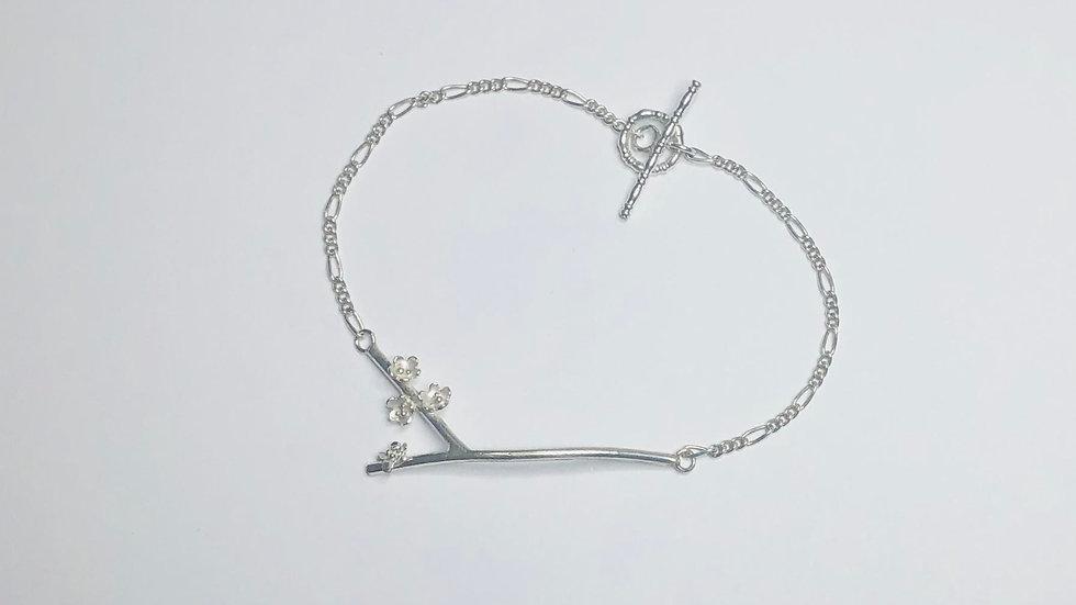 Blossom Branch Bracelet