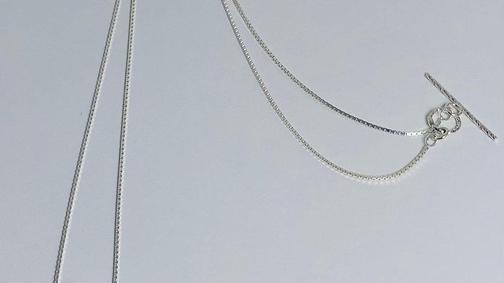 Mini Starfish Necklace