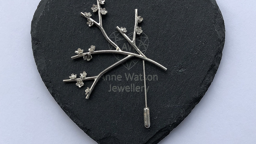 Blossom Lapel Pin