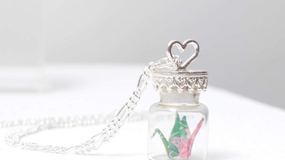 Wish Jar Necklace