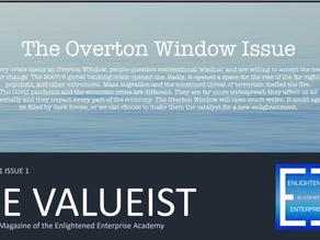 The Valueist Magazine Issue 1, 2021