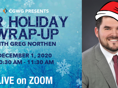 Register Now for Greg Northen's HR Holiday Wrap-Up!