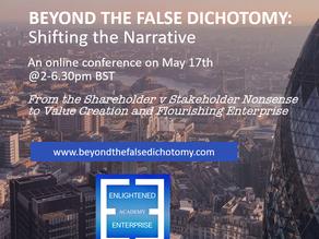 Shifting the Narrative, May 17th Conference