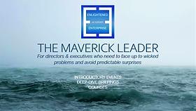 The Maverick Leader Brochure Cover Image