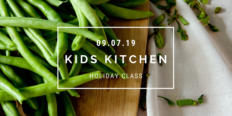 Holiday Class - Tuesday 9 July