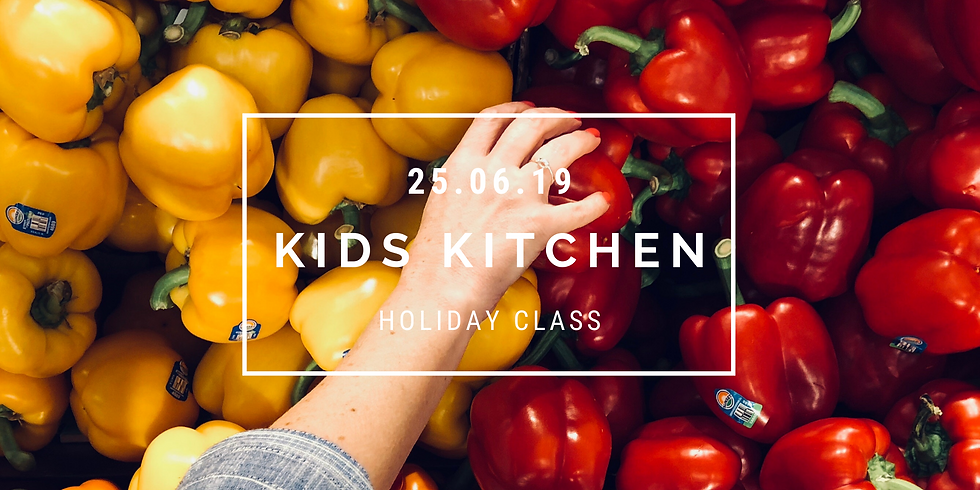 Holiday Class - Tuesday 25 June