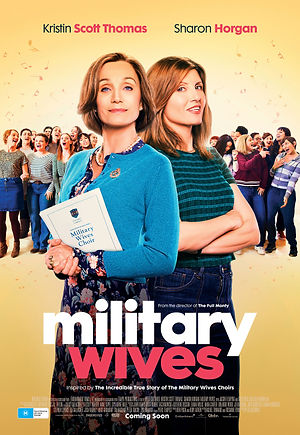 Military Wives Poster.jfif