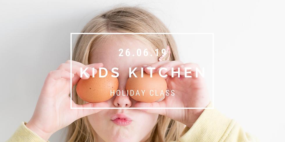 Holiday Class - Wednesday 26 June