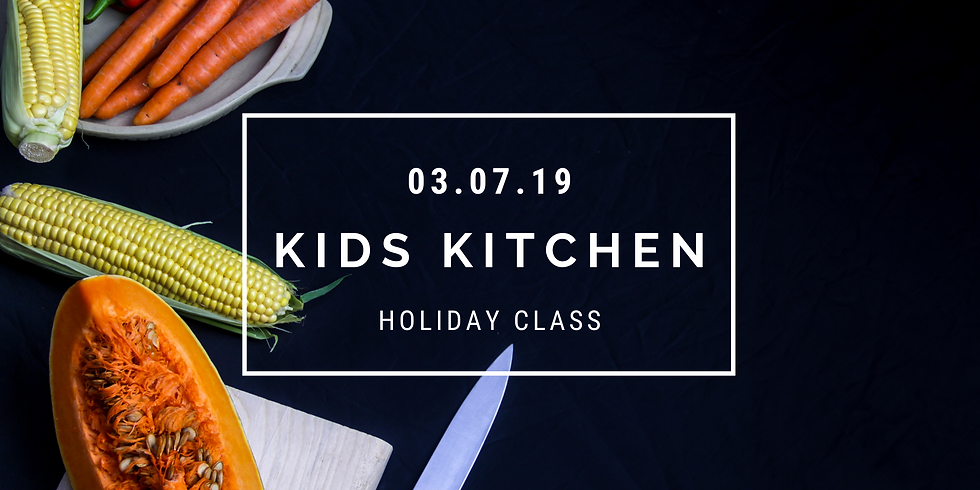 Holiday Class - Wednesday 3 July