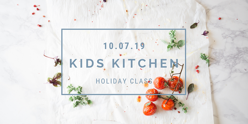 Holiday Class - Wednesday 10 July