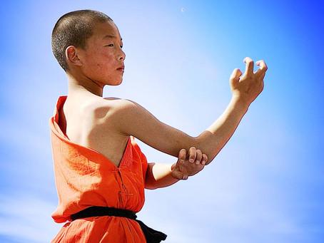Kung Fu, évolution et temps forts