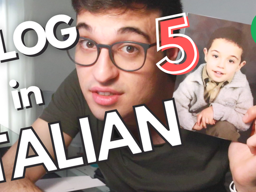 Vlog #5 - Cappuccino at home and old photos