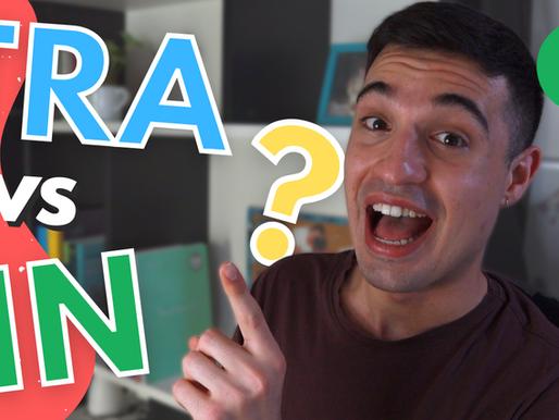 Italian Prepositions of Time: IN vs TRA