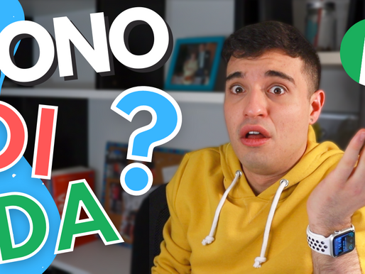 Italian Prepositions: How to Say Where You Are From