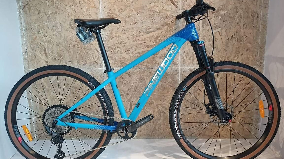 MTB 27.5 PINEWOOD FRONTIER 3.0 SHIMANO DEORE M6100 12SPD. BOOSTED