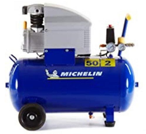COMPRESOR MICHELIN MB 50L/2HP