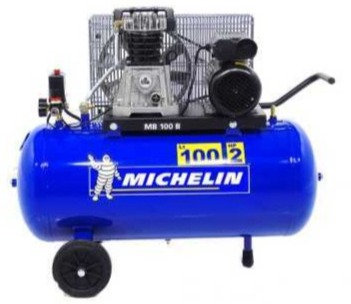 COMPRESOR MICHELIN MB 100/2HP