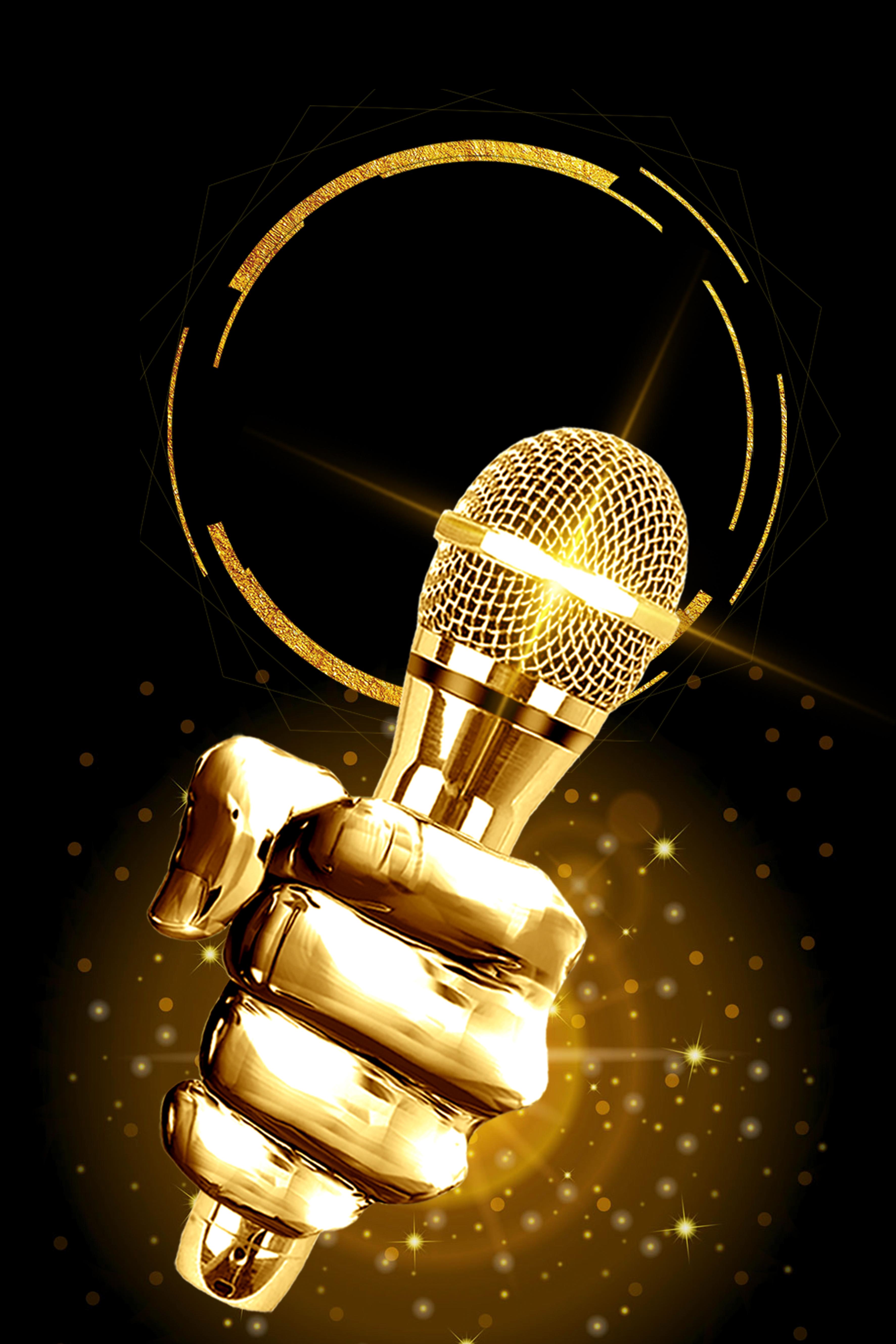 —Pngtree—microphone_speech_speech_contes