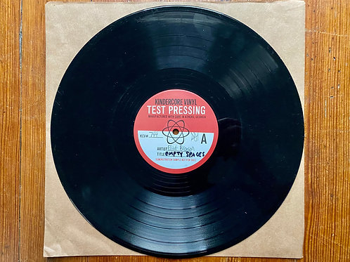 Empty Spaces (Vinyl Test Pressing)