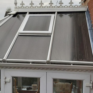 Conservatory clean Felixstowe before (2)